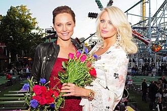 Carolina Gynning - Carina Berg and Gynning in 2009