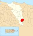 Carruzos, Carolina, Puerto Rico locator map.png