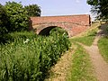 Cart Bridge over the Grand Union Canal - geograph.org.uk - 184779.jpg