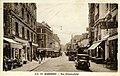 Carte postale - 13 - SURESNES - Rue Etienne Dolet Personnages - Commerces - Véhicules - Publicité-Enseignes - Recto.jpg