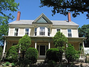 Carter Mansion - Carter Mansion