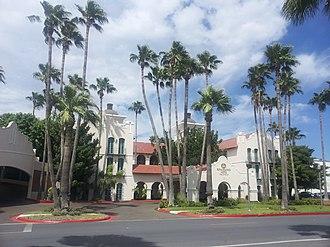 National Register of Historic Places listings in Hidalgo County, Texas - Image: Casa de Palmas 2012 09 13 14 05 27