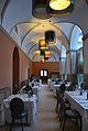 Casa de la Misericòrdia, antic hospital de Sogorb, restaurant.JPG
