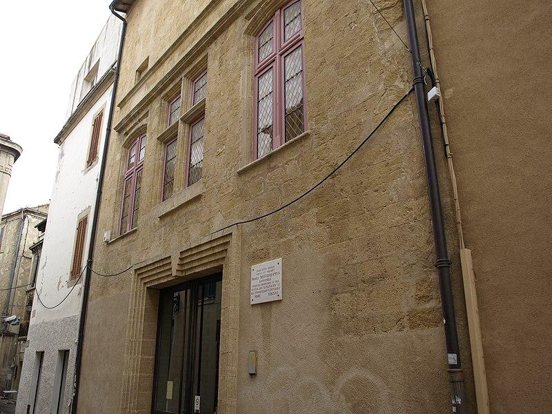 Casa di Nostradamus