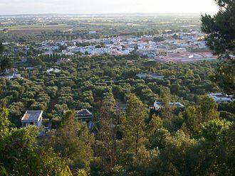 Casarano - Panorama of Casarano