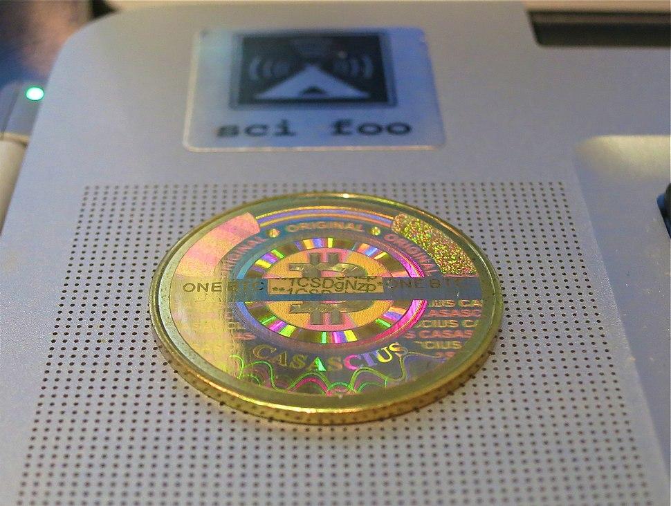 Casascius coin