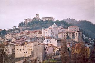 Cascia Comune in Umbria, Italy