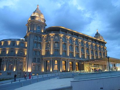 How to get to Hotel Casino Carrasco with public transit - About the place