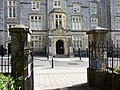 Castle Chambers, formerly Torbay Infirmary, Union Street, Torquay - geograph.org.uk - 1842628.jpg