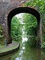 Castle Cutting Bridge near Church Eaton, Staffordshire - geograph.org.uk - 1386038.jpg
