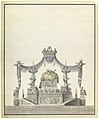 Catafalque of the Empress Catherine the Great of Russia (Side Elevation). MET DP120743.jpg