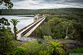 Cataract Dam viewed from the car park.jpg