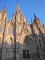 Catedral de la Santa Cruz y Santa Eulalia de Barcelona - panoramio.jpg