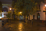 Cathedral Square, Gibraltar at night 01.jpg