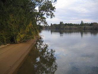 Cattai, New South Wales - View from Cattai wharf