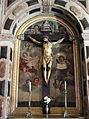 Cattedrale di salvador, int., sagrestia, altare 03 crocifissione.JPG