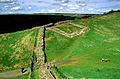 Cawfields Mile Caste, Hadrian's Wall, England - panoramio.jpg