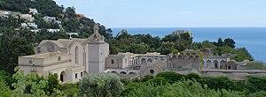 Certosa di San Giacomo - Image: Certosa di San Giacomo, Capri
