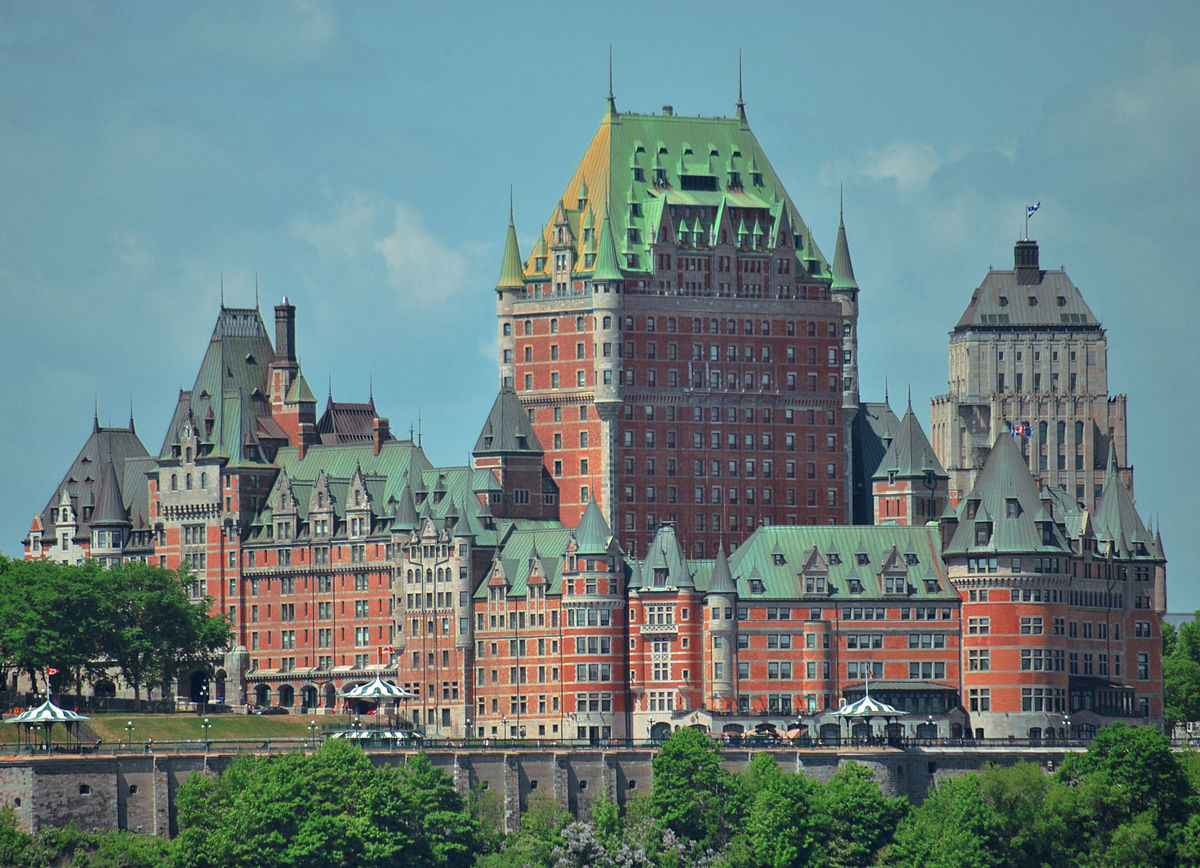 Ch teau frontenac wikip dia for Chambre chateau frontenac