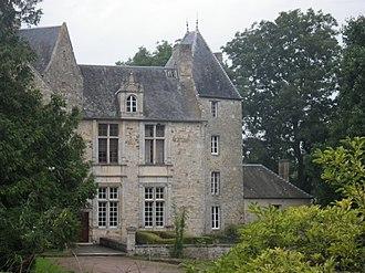 Bernesq - The chateau in Bernesq