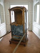 Chaise porteurs wikip dia for Chateau de la chaise