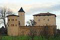 Château de Saint-Bernard, côté ouest.JPG