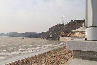 Chai River Reservoir