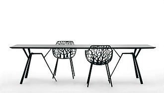 Robby Cantarutti - chairs and table by Robby Cantarutti