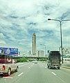 Chalerm Nakhon Expy(toll road)- Samsen nai, phaya thai,Bangkok 10400 - panoramio.jpg
