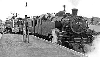 Chalfont & Latimer station - Image: Chalfont & Latimer Station geograph 2206792
