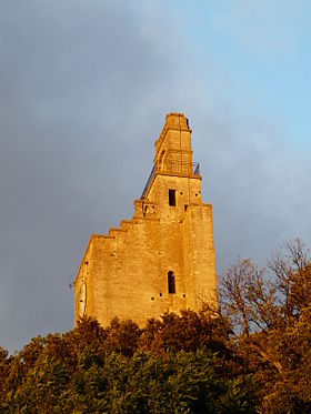 Image illustrative de l'article Château de Chamaret