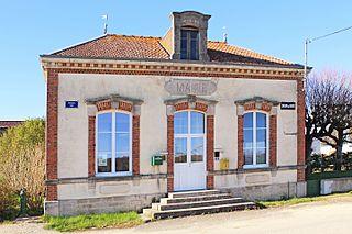 Champ-sur-Barse Commune in Grand Est, France