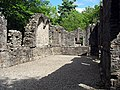 Chapel of Dunstaffnage castle - interior - geograph.org.uk - 95546.jpg