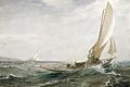 Charles Napier Hemy - Through Sea and Air.jpg