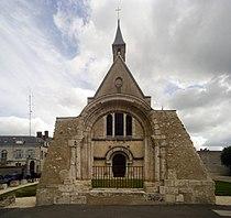 Chartres, Église Sainte-Foy, Exterior, Old Porch.jpg