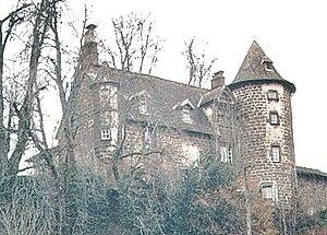 Saint-Simon, Cantal - Chateau Oyez