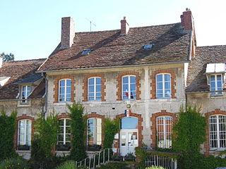 Chauconin-Neufmontiers Commune in Île-de-France, France