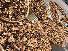 List of dried foods