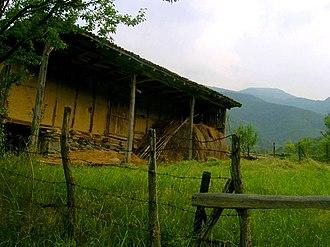 Hayloft - The hayloft of the village Chereshovitsa, Bulgaria