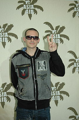 Chester Bennington LP.JPG