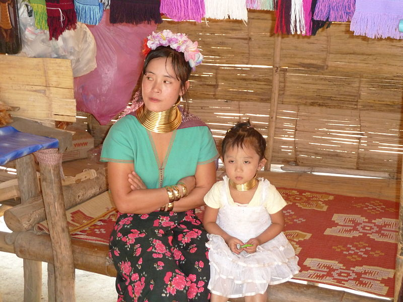 Chiang Mai Long Necked Karen P1110510.JPG