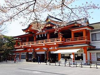 Chiba Shrine Shinto shrine in Chiba, Chiba Prefecture
