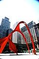 "Chicago (ILL) Alexander Calder, ""Flamingo"", 1974. Acier. (4826637814).jpg"