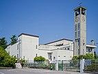 Chiesa Maria Madre della Chiesa lato Est Casazza Brescia.jpg