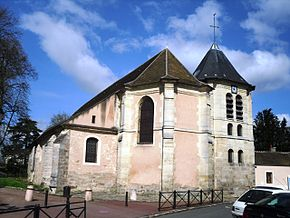 Chilly-Mazarin eglise Saint-Etienne.JPG