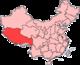 La région autonome du Tibet en Chine