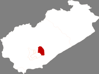Xinqiu District District in Liaoning, Peoples Republic of China