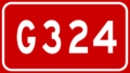 China Highway G324.png