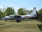 Chinese Air Force An-24, Beijing Aviation Museum (26448805136).jpg