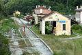Chiusaforte alte Pontebbana aufgelasserner Bahnhof 08092007 49.jpg